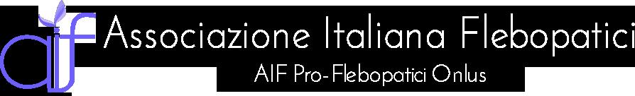 AIF | Associazione Italiana Flebopatici